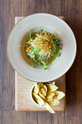Yellowtail Snapper Ceviche 1